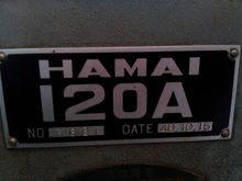 1973 HAMAI 120A
