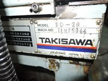Used Takisawa SN in