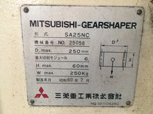 1985 Mitsubishi SA25NC