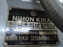 Nihon Kikai NDH-1800