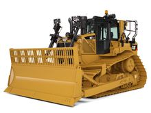 CAT D6T WH Waste Handler