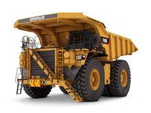 CAT 789D Mining Truck