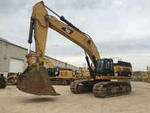 2013 CATERPILLAR 374DL