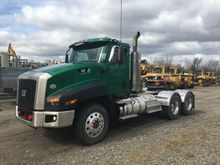 2015 CATERPILLAR CT660L