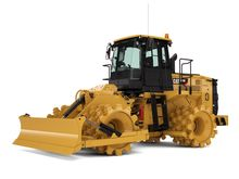 New CAT 815K Soil Co