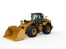 CAT 966M XE Wheel Loader