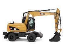CAT M313D Wheel Excavator