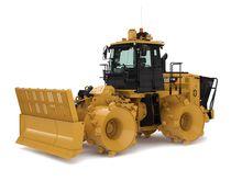 CAT 816K Landfill Compactor