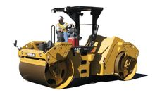New CAT CB54 XW Tand