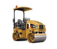 CAT CB24B Utility Compactor