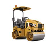 New CAT CB24B Utilit
