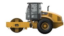 CAT CS64B Vibratory Soil Compac
