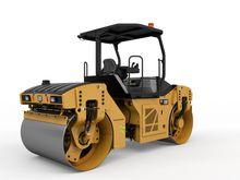 CAT CB7 Tandem Roller