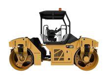 CAT CB8 Tandem Vibratory Roller