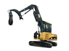 CAT 320D FM Forest Machine