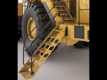 CAT 854K Wheel Dozer