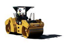 New CAT CB54 Tandem