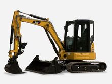 CAT 304.5E2 XTC Mini Hydraulic