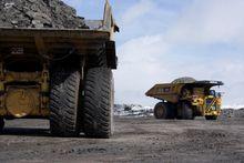 CAT 795F AC Mining Trucks