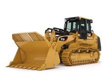 CAT 973D Waste Handler