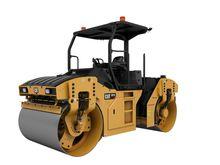 CAT CB10 Tandem Vibratory Rolle