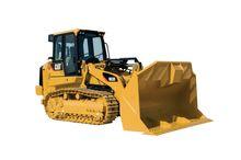 CAT 953D Waste Handler