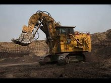 CAT 6090 FS Hydraulic Shovel