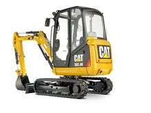 CAT 302.4D Mini Hydraulic Excav