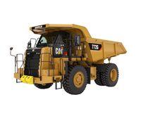 CAT 772G Off-Highway Truck