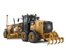 New CAT 140M3 Motor