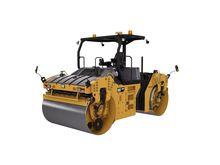CAT CB66B Tandem Roller