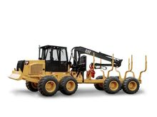 CAT 574 Forwarder