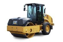 CAT CCS7 Smooth Drum Vibratory