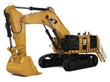 CAT 6015B Hydraulic Shovel