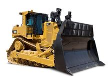 CAT D9T WH Waste Handler