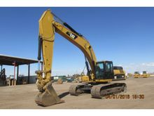 2010 CATERPILLAR 336DL