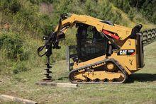 New CAT 259D Compact