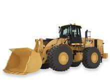 CAT 986H Wheel Loader