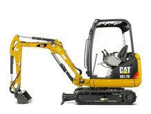 CAT 301.7D Mini Hydraulic Excav