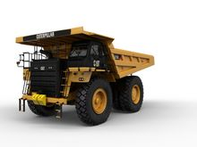 CAT 777E Off-Highway Truck