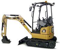 CAT 301.7D CR Mini Hydraulic Ex