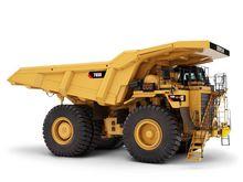 CAT 785D Mining Truck