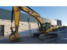 2008 CATERPILLAR 345CL