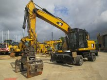 2013 CATERPILLAR M318 DMH