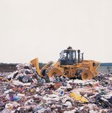 CAT 816F Series 2 Landfill Comp