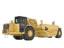 CAT 637G Wheel Tractor Scraper