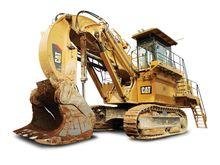CAT 6018/6018 FS Hydraulic Shov