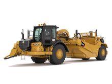 CAT 627K Wheel Tractor-Scraper