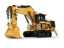 CAT 6020B Hydraulic Shovel