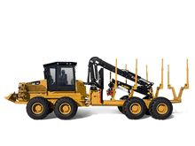 CAT 584 HD Forwarder
